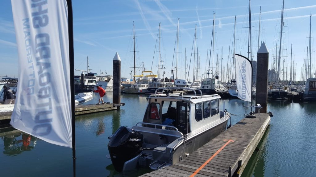 aluminium werkboot